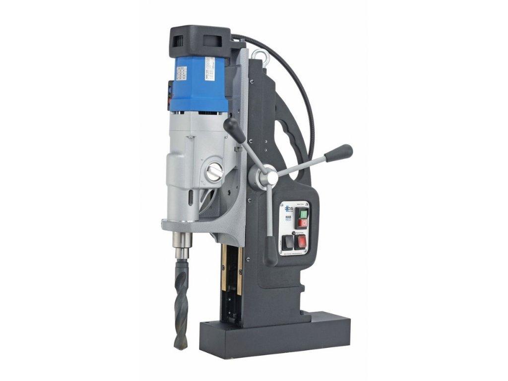 Magnetická vŕtačka s automatickým posuvom MAB1300V, BDS Maschinen