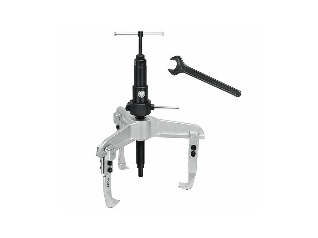 Hydraulický sťahovák 11-2-B, KUKKO 650x200