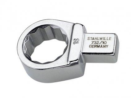 Prstencový kľúč 9x12mm Stahlwille 732/10