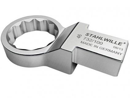 Prstencový kľúč 22x28mm Stahlwille 732/100