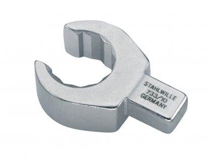 Prstencový otvorený kľúč 9x12mm Stahlwille 732/10