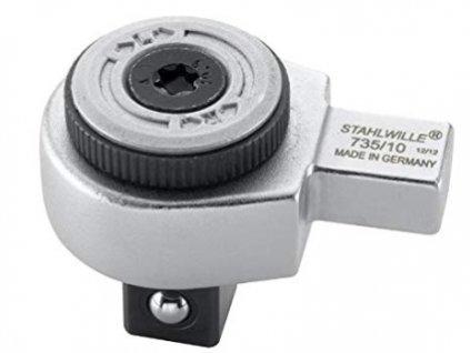 Račňa 9x12mm pre momentový kľúč 735 Stahlwille