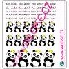 122 Skvělá panda
