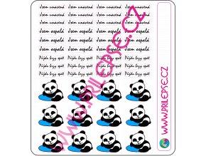 121 Ospalá panda