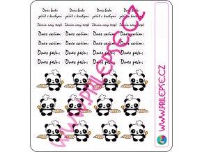 118 Panda vaří