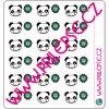161 Panda v roušce