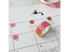Tehu kalendar s puntiky 2
