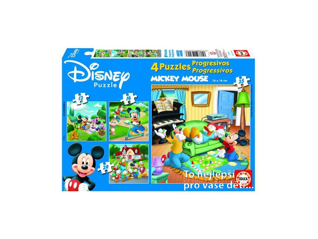 Puzzle Disney, Mickey Mouse