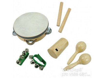 Mini orchestr - 8 dílů