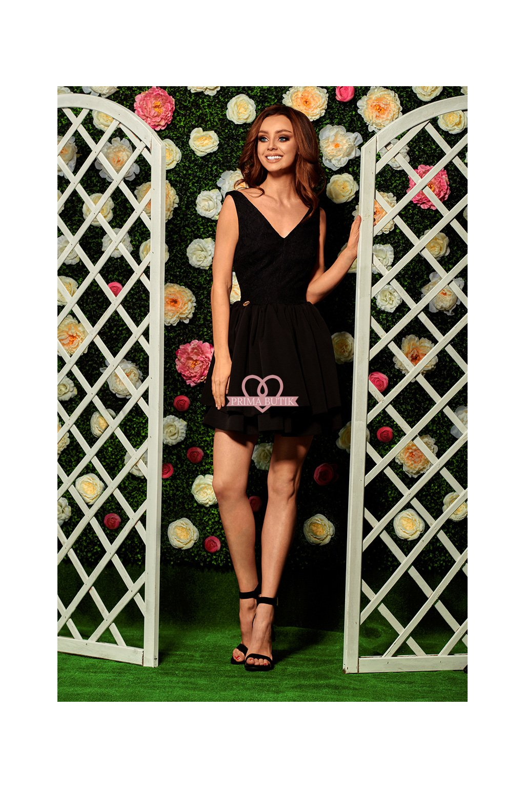 Večerní šaty model 116835 Lemoniade
