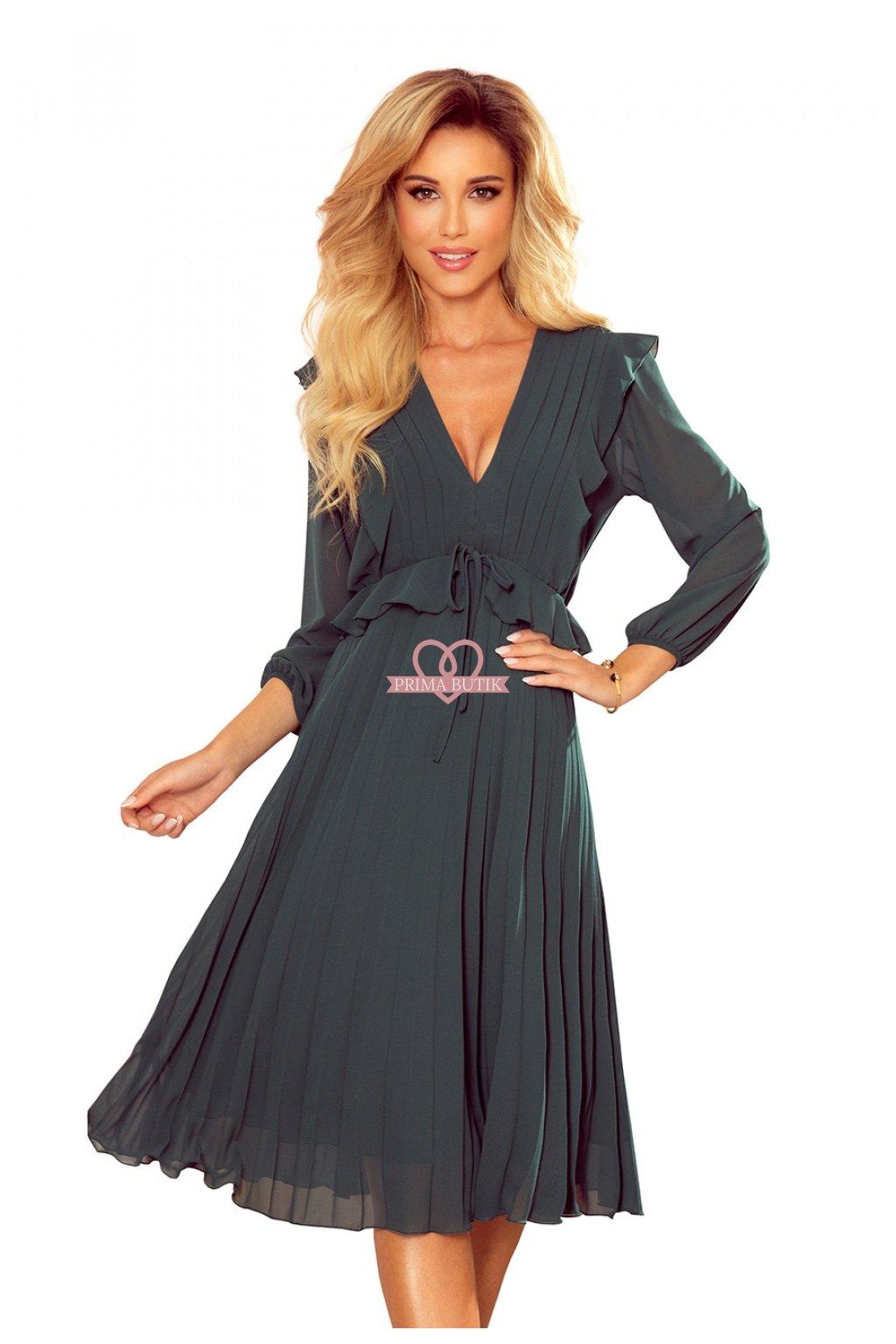 Společenské šaty model 151985 Numoco