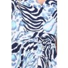 Letní šaty DITA modré