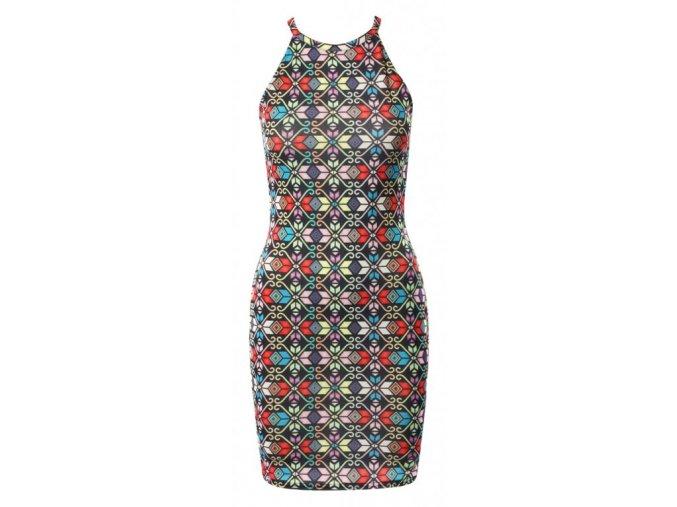 Dámské Mini šaty Evita DS28MB