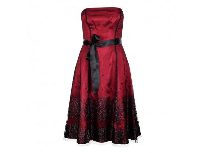 Dámské společenské šaty DS59782