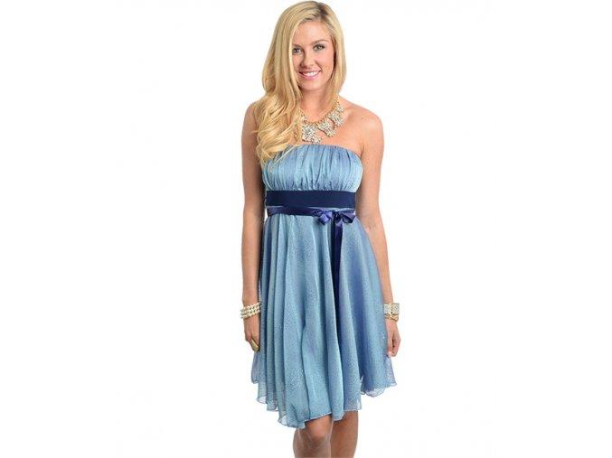 Dámské šaty NINA PIU BLUE