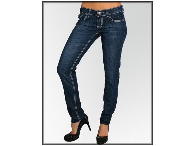 Dámské džíny FREE CULTURE - Velikost: