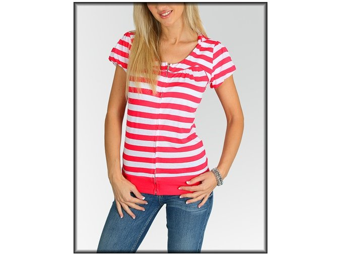 Dámské tričko DEREK HEART C47-7N375