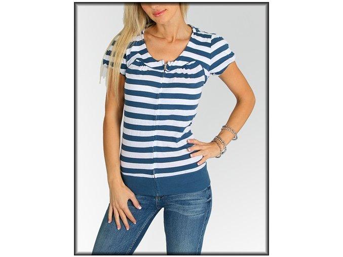 Dámské tričko DEREK HEART C46-7N375