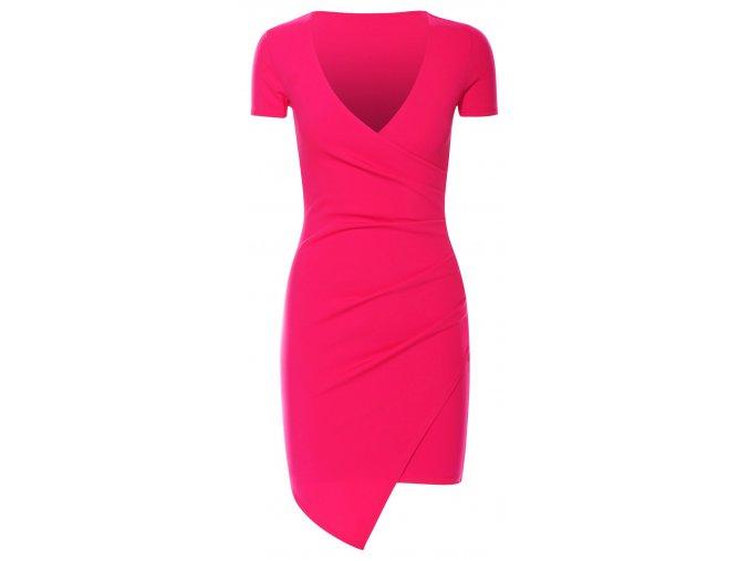 Dámské šaty Darcy Hot Pink