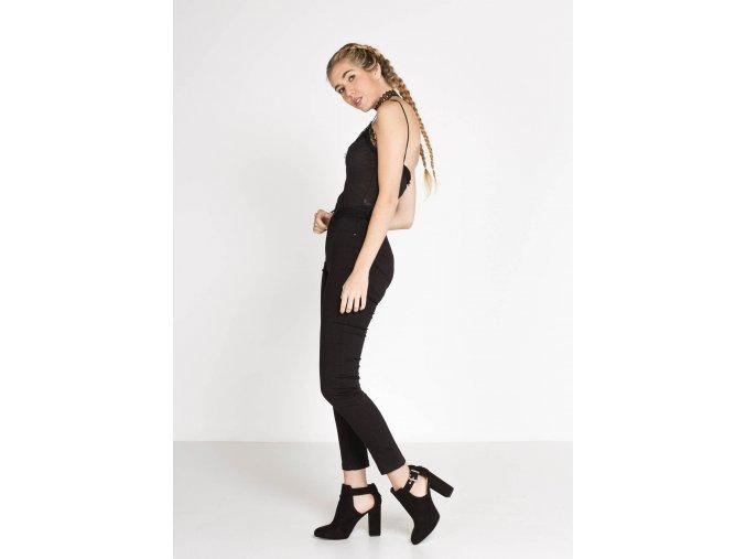 Dámské kalhoty SKINNY BLACK
