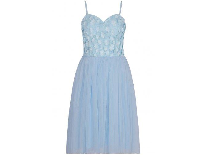 Světle modré spol. šaty
