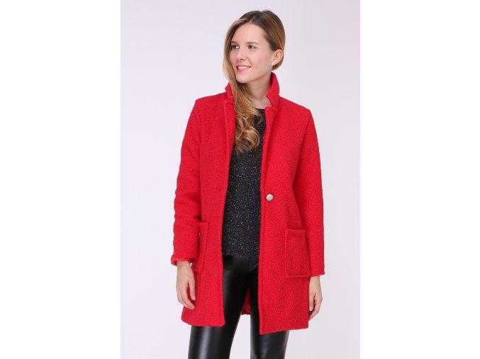 Dámský Kabát RED