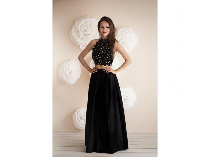 Společenská sukně a top