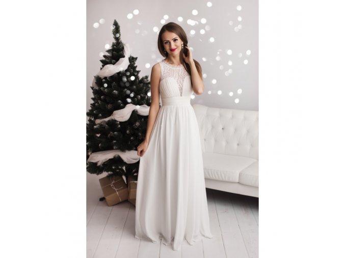 Společenské Šaty LOUISE WHITE