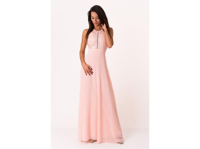 Společenské šaty ADYLYNE PINK
