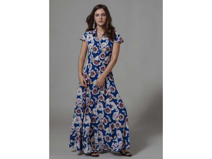 Letní maxi šaty