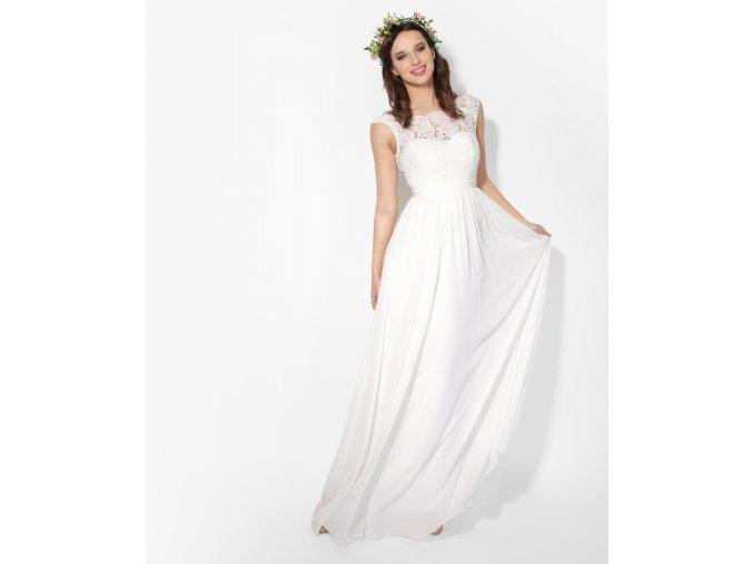 Svatební šaty NADINE WHITE