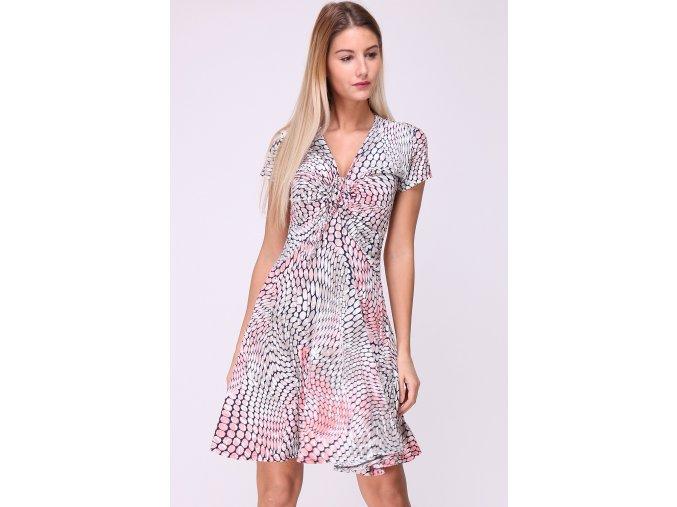 Letní šaty Dana Barevné