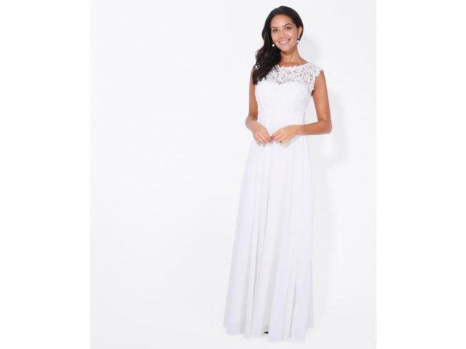 Svatební Šaty SAVINA bílé