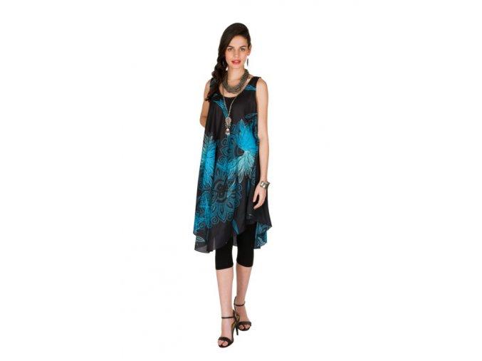 Letní šaty BATIKA černé