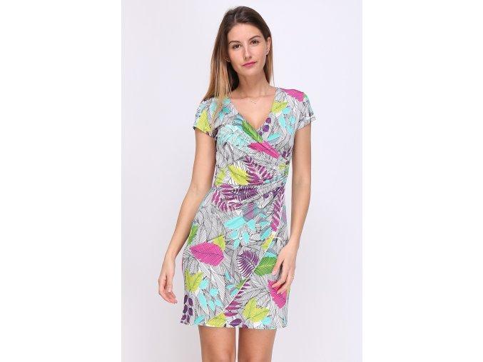 Letní šaty CAMILLES LISTY Barevné