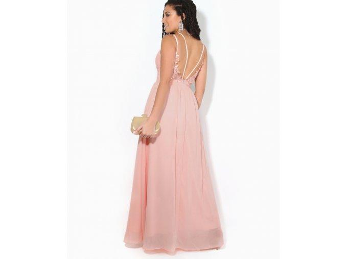 Šaty pro družičky JULIETTE růžové
