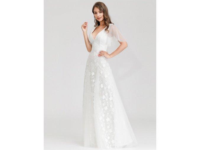 Svatební Šaty MARIA bílé