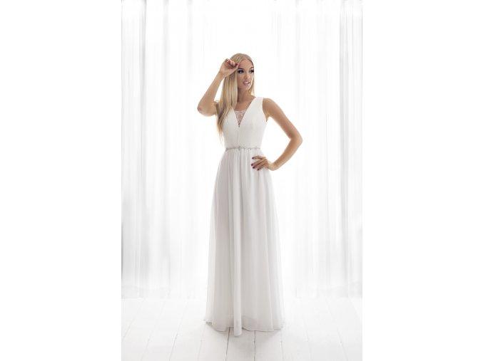 Svatební šaty NYNA bílé