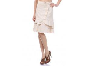 Dámská sukně MOA S8359- béžová