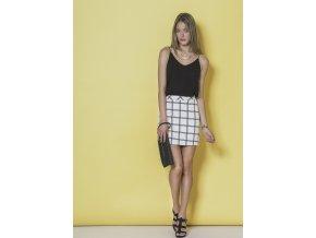 Dámská mini sukně DS72922B