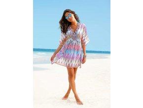 Plážové šaty GAIL PURPLE