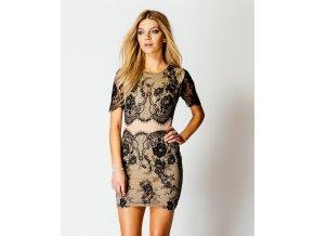 Dámské krajkové Mini šaty MARA
