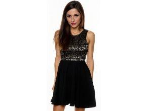 Dámské společenské  šaty FIFI BLACK