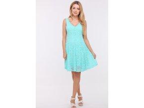 Letní krajkové šaty GIGIER TYRKYS
