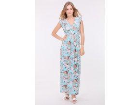 Letní šaty LONITA BLUE