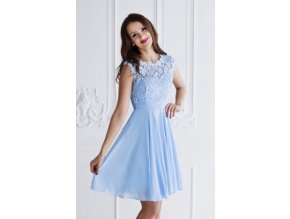 Dámské Šaty MAELYS BLUE