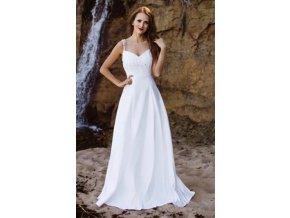 Svatební šaty TELIA WHITE