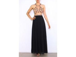 Společenské šaty MARILA BLACK