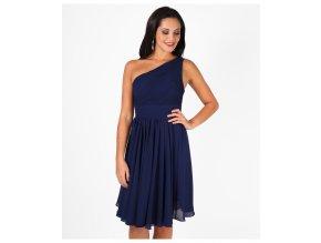 Tmavě modré spol.šaty