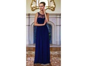 dlouhé plesové šaty (1)